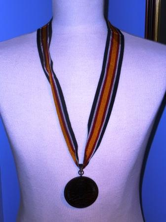 Play Off Final Winners Medal